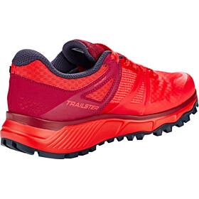 Salomon Trailster GTX Schuhe Damen hibiscus/beet red/graphite